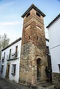 Ronda, Andalusia, Spain Minarete de San Sebastian