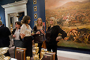 SARAH RUSTIN; HELEN MCNALLEN; MARISA PEER. Preview party for the Versace Sale.  The contents of fashion designer Gianni Versace's villa on Lake Como. Sothebys. Old Bond St. London. 16 March 2009.  *** Local Caption *** -DO NOT ARCHIVE -Copyright Photograph by Dafydd Jones. 248 Clapham Rd. London SW9 0PZ. Tel 0207 820 0771. www.dafjones.com<br /> SARAH RUSTIN; HELEN MCNALLEN; MARISA PEER. Preview party for the Versace Sale.  The contents of fashion designer Gianni Versace's villa on Lake Como. Sothebys. Old Bond St. London. 16 March 2009.