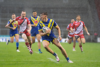 Rugby League - 2020 Coral Challenge Cup - Salford Red Devils vs Warrington Wolves - TW Stadium, St Helen's<br /> <br /> Warrington Wolves's Matty Ashton in action during todays match<br /> <br /> COLORSPORT/TERRY DONNELLY