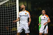 Burton Albion v Hull City 100418