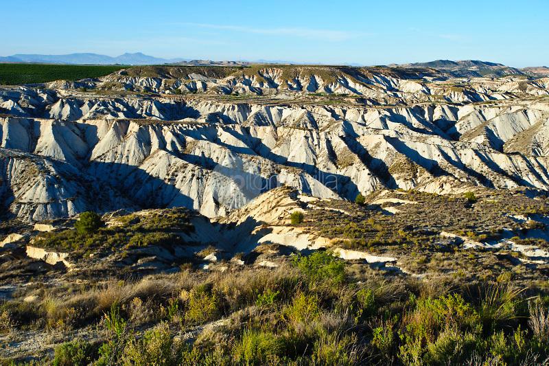 Paisaje protegido Barrancos de Gebas. Alhama de Murcia. Murcia ©Antonio Real Hurtado / PILAR REVILLA