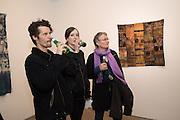 CARL LINDSTROM; ASTRID BRANDT; LINA BRANDT, Karen Hampton, Abolitionists Tale, Jack Bell Gallery, Masons Yard. London. 14 April 2016