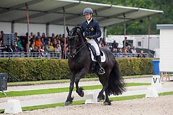 Spahn Marc-Peter, BEL, Elias 494<br /> WK Ermelo 2019<br /> © Hippo Foto - Sharon Vandeput<br /> 3/08/19