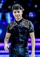 Karim Zeroual  during Strictly Come Dancing - The Live Tour at Arena Birmingham,King Edwards Road,Birmingham photo by Chris  Wayne