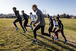 Reebok Boston Track Club<br /> home base training<br /> Crawford,
