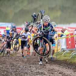 13-10-2019: Cycling: Superprestige Cyclocross: Gieten <br />Danny van Lierop