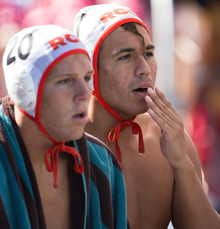November 3, 2016; Riverside Community College vs Orange Coast College at Orange Empire Conference Water Polo Championships at Saddleback College in Mission Viejo,CA <br /> © photo by Catharyn Hayne/Sport Shooter Academy