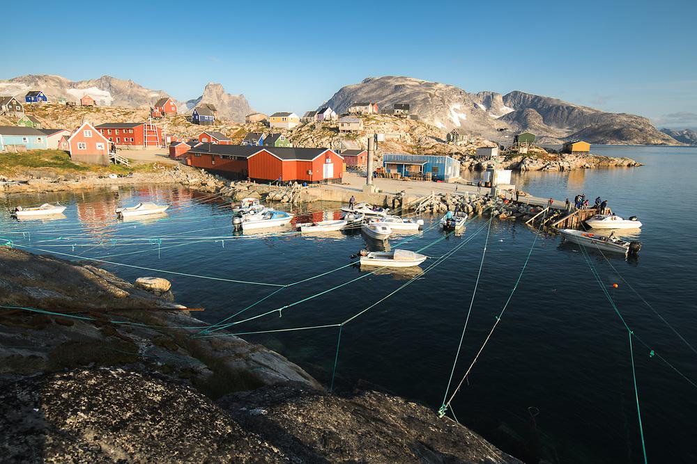 Sermiligaaq, East Greenland