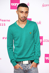 © Licensed to London News Pictures. 11/09/2014, UK. Adam Deacon, Fearne Cotton SS15 Collection for very.co.uk - Catwalk Show, One Marylebone, London UK, 11 September 2014. Photo credit : Brett D. Cove/Piqtured/LNP