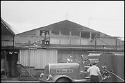 """""""Reimann & McKenney Inc. Fire in building. July 21, 1965"""""""