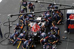 October 30, 2016 - Mexico - City, Mexico - Motorsports: FIA Formula One World Championship 2016, Grand Prix of Mexico, .#26 Daniil Kvyat (RUS, Red Bull Racing) (Credit Image: © Hoch Zwei via ZUMA Wire)
