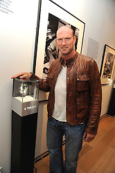 LAWRENCE DALLAGLIO at the TAG Heuer British Formula 1 Party at the Mall Galleries, London on 15th September 2008.
