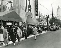 1936 Grauman's Chinese Theater