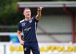 Bristol Rovers development coach Chris Hargreaves - Mandatory by-line: Paul Knight/JMP - 18/07/2017 - FOOTBALL - Viridor Stadium - Taunton, England - Taunton Town v Bristol Rovers XI - Pre-season friendly