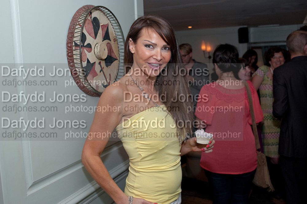 LIZZIE CUNDY, Lost and Found Jewellery Range designed by Nick Ede.  - launch party Soho House, 19-21 Old Compton Street, London W1, 26 MAY 2009.