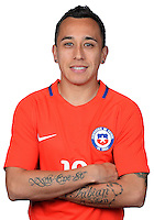 Football Conmebol_Concacaf - <br />Copa America Centenario Usa 2016 - <br />Cile National Team - Group D - <br />Fabian Orellana