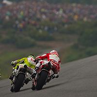 2011 MotoGP World Championship, Round 2, Jerez, Spain, 3 April 2011, Hector Barbera