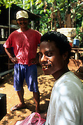 Betel nut chewing, Palau, Micronesia