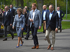 Prince Harry launches the Invictus Games 2020 - 08 May 2019