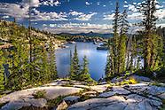 Mountains, Valleys & Lakes