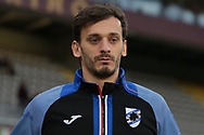 Manolo Gabbiadini of Sampdoria during the Serie A match at Stadio Grande Torino, Turin. Picture date: 8th February 2020. Picture credit should read: Jonathan Moscrop/Sportimage