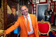 EINDHOVEN, 26-04-2021 <br /> <br /> Johan Vlemmix zit klaar in zijn Soestdijk 2 in Eindhoven