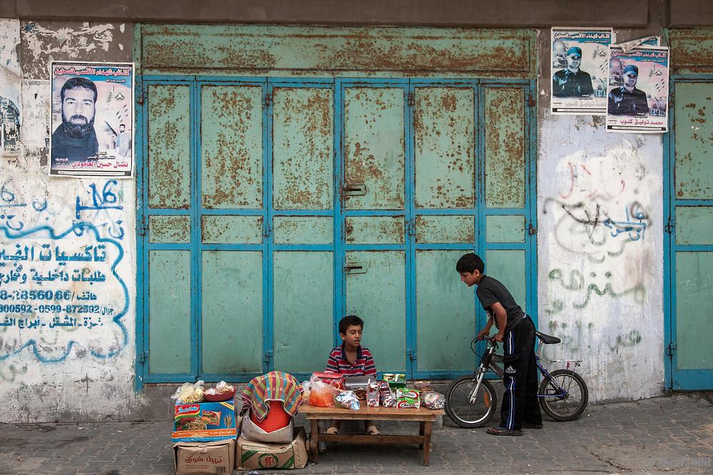 Gaza Strip, Palestine, West Asia