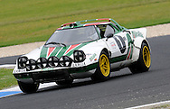 Flavio Puccinelli - Div 1 Reg - Lancia Stratos Gr4.Historic Motorsport Racing - Phillip Island Classic.18th March 2011.Phillip Island Racetrack, Phillip Island, Victoria.(C) Joel Strickland Photographics.Use information: This image is intended for Editorial use only (e.g. news or commentary, print or electronic). Any commercial or promotional use requires additional clearance.