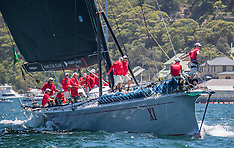 Hobart Yacht Race - 26 December 2018