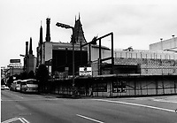 1978 Construction of Grauman's Chinese Theater #2 & #3