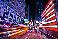 7th Avenue, Times Square, New York