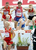 Friidrett, 30. juli  2010 ,<br /> EM Barcelona<br /> <br /> European Athletics Championships<br /> Barcelona<br /> <br /> Bjørnar Ustad Kristensen , Norge 3000 m hinder<br /> <br /> Foto: Anders Hoven , Digitalsport