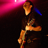 Cowbell supporting Cast at Manchester Academy, manchester, UK, 2010-11-26