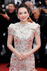 attending the 'La belle époque' premiere during the 72nd Cannes Film Festival at the Palais des Festivals. 20 May 2019 Pictured: Zhang Ziyi. Photo credit: MEGA TheMegaAgency.com +1 888 505 6342