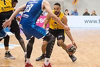 Iberostar Tenerife's David White during Liga Endesa match between San Pablo Burgos and Iberostar Tenerife at Coliseum Burgos in Burgos, Spain October 01, 2017. (ALTERPHOTOS/Borja B.Hojas)