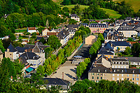 France, Pyrénées-Atlantiques (64), Pays Basque, Mauleon-Licharre, rue du Jeu de Paume // France, Pyrénées-Atlantiques (64), Basque Country, Mauleon-Licharre, rue du Jeu de Paume
