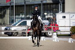 Bauer Marie, GER, Eye Catcher<br /> CDI3* Opglabbeek<br /> © Hippo Foto - Sharon Vandeput<br /> 24/04/21