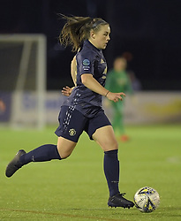 February 20, 2019 - Sheffield, United Kingdom - Kirsty Hanson (Manchester United) forges ahead during the  FA Women's Championship football match between Sheffield United Women and Manchester United Women at the Olympic Legacy Stadium, on February 20th Sheffield, England. (Credit Image: © Action Foto Sport/NurPhoto via ZUMA Press)