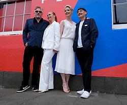Edinburgh International Film Festival 2019<br /> <br /> Pictured: Stephen McCole, Kathleen McDermott, Shauna Macdonald and David Hayman<br /> <br /> Alex Todd | Edinburgh Elite media