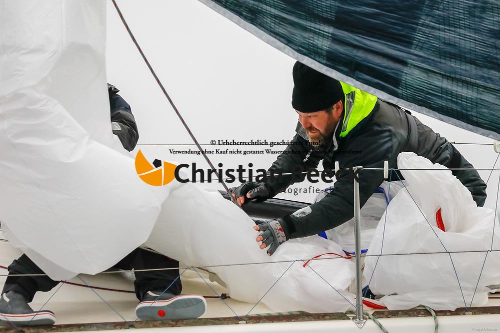 , Kiel - Maior 28.04. - 01.05.2018, ORC 2 - Flux II - DEN 69 - IMX 40 - Mads LOBERT - Sejlklubben København