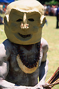 Mudmen of Goroka, Papua New Guinea, (editorial use only- no model release)<br />