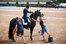 Gal Edward, NED, Glock's Zonik<br /> World Equestrian Games - Tryon 2018<br /> © Hippo Foto - Sharon Vandeput<br /> 14/09/2018