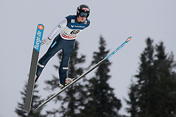 25.11.2012, Lysgards Schanze, Lillehammer, NOR, FIS Weltcup, Ski Sprung, Herren, im Bild Fannemel Anders (NOR) during the mens competition of FIS Ski Jumping Worldcup at the Lysgardsbakkene Ski Jumping Arena, Lillehammer, Norway on 2012/11/25. EXPA Pictures © 2012, ..PhotoCredit: EXPA/ Federico Modica