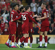 Liverpool v Norwich City 090819