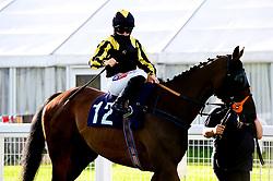 Tally's Son ridden by Hollie Doyle and trained by Grace Harris - Mandatory by-line: Dougie Allward/JMP - 10/07/2020 - HORSE RACING - Bath Racecourse - Bath, England - Bath Races
