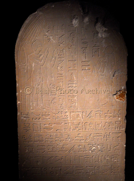 Stela of princess Paabtameri. 25th Egyptian dynasty The princess is depicted in supplication to teh God ra-Harakte on an Egyptian stela. Princess Paabtameri was a member of the Nubian royal family of the 25th Egyptian dynasty. The Twenty-Fifth Dynasty of Egypt, also known as the Nubian dynasty or Kushite Empire, was a line of rulers originating in the Kingdom of Kush. They reigned in part or all of Ancient Egypt from 760 BC to 656 BC.