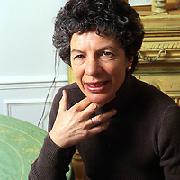 Florence Dupont femme de lettres francaise, 2003 --- Florence Dupont  french woman of letters, 2003<br /> <br /> Copyright Rue Des Archives/Writer Pictures<br /> <br /> NO FRANCE, NO AGENCY SALES