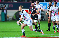 Jules PLISSON - 24.04.2015 - Stade Francais / Stade Toulousain - 23eme journee de Top 14<br />