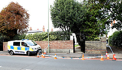 OAP Dies After Sick Cycle Rage Attack in Gosport Wednesday 28th September 2016 <br /> <br /> Police have confirmed that the 69 year-old man who hit his head on the road following a dispute on the one-way system on Bury Road in Gosport at around 5:50pm on Sunday (September 25) has died.<br />  Roy Galvin from the Alverstoke area of Gosport was being treated at the Queen Alexandra Hospital in Cosham for a serious head injury, but sadly passed away 8:15am this morning..<br /> <br /> 28 year-old Duncan Snellgrove of Howe Road in Rowner, who was charged last night with causing grievous bodily harm as part of this investigation, has subsequently been charged with manslaughter during his appearance at Portsmouth Magistrates Court this morning. Scene Pictures©UKNIP