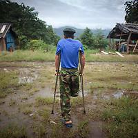 Kachin State Landmines